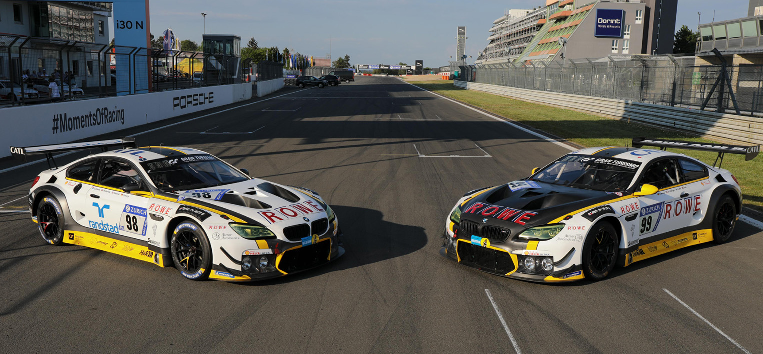 Hans Peter Naundorf Dual Strategy With Bmw And Porsche