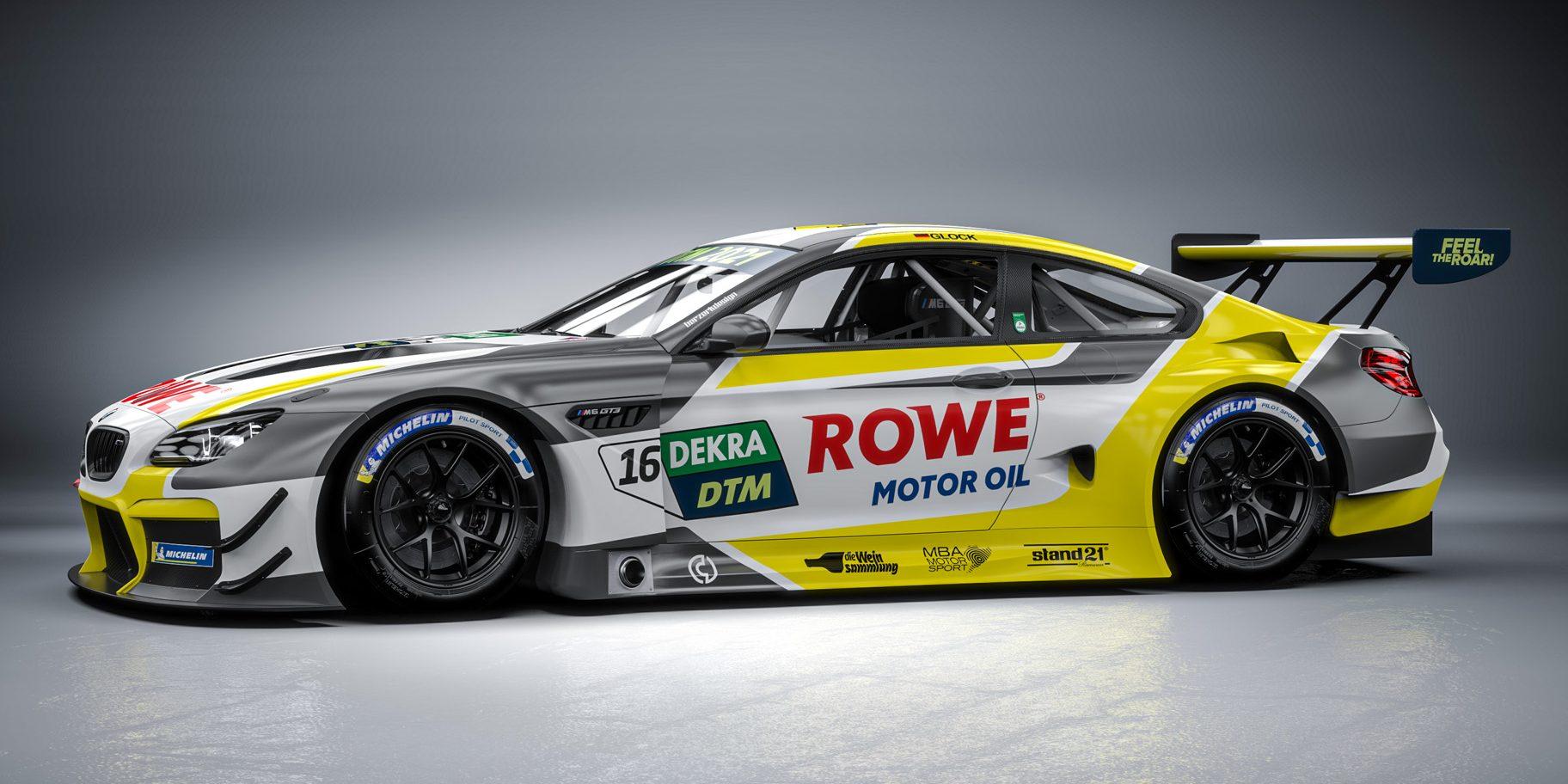 ROWE RACING verpflichtet Publikumsliebling Timo Glock für ...